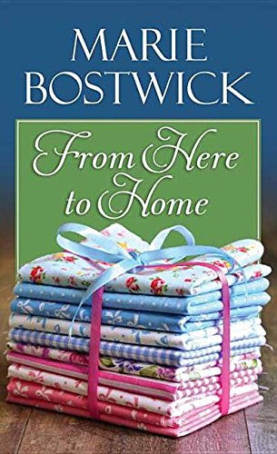 9781628999693: From Here to Home (Center Point Large Print)