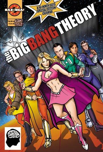 9781629050027: The Big Bang Theory Comic Book 2015 Calendar