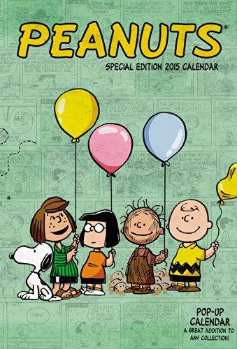 9781629050294: Peanuts Special Edition Wall Calendar (2015)