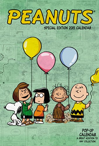 9781629050294: Peanuts Pop-Up 2015 Calendar