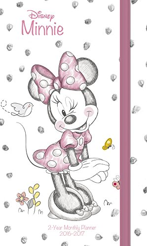9781629052953: Minnie Mouse Pocket Planner 2 Year (2016)