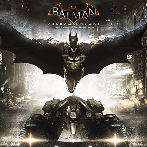 9781629053325: Batman Arkham Knight 2016 Calendar