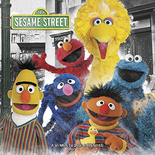 9781629053448: Sesame Street 2016 Calendar