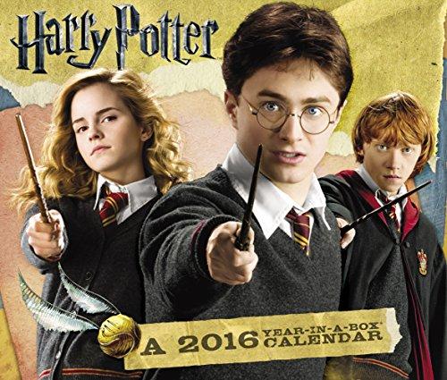9781629054247: Harry Potter 2016 Calendar