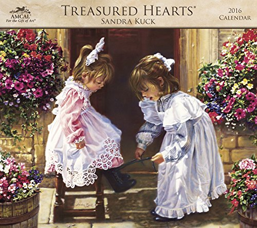 9781629055190: Treasured Hearts 2016 Calendar