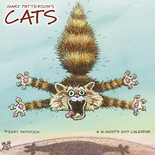 Gary Patterson?s Cats Mini Wall Calendar (2017)