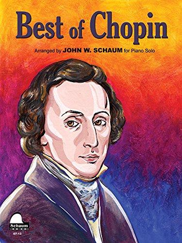 9781629060187: Best Of Chopin (Schaum Publications Best Of)