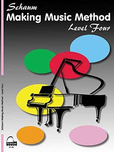 9781629060286: Making Music Method: Level 4 (Schaum Publications Making Music Method)