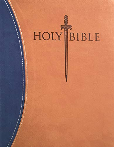 Sword Study Bible-OE-Personal Size Large Print Kjver (Imitation Leather): Whitaker House
