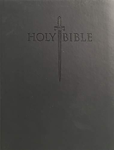 9781629114415: KJVER Thinline Bible Large Print Black Ultrasoft Indexed: King James Version Easy Read