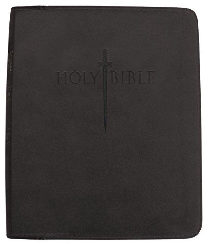 9781629115115: KJV Sword Study Bible/Giant Print-Black Ultrasoft