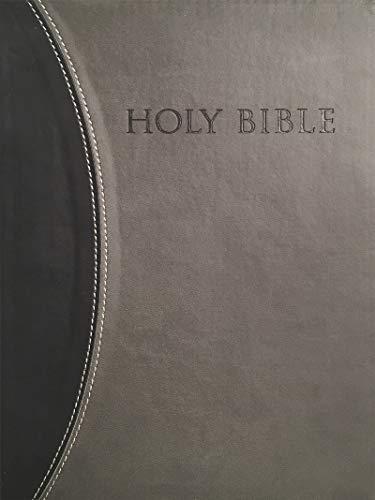 9781629115207: KJV Sword Study Bible Giant Print Black Grey Ultrasoft Indexed
