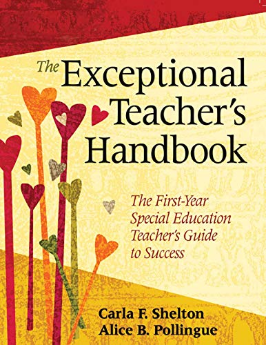 9781629142524: The Exceptional Teacher's Handbook: The First-Year Special Education Teacher's Guide to Success