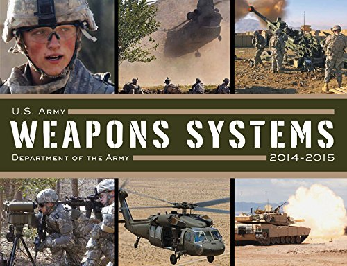 9781629144016: U.S. Army Weapons Systems 2014-2015
