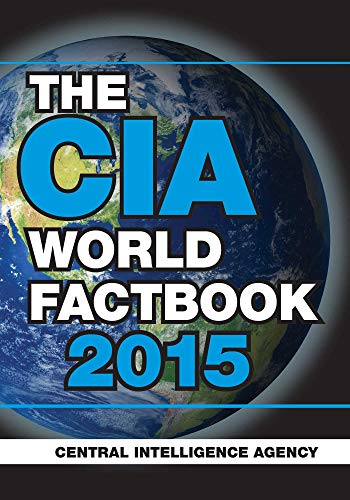 9781629145099: The CIA World Factbook 2015