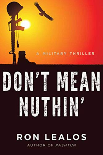 9781629145723: Don't Mean Nuthin': A Military Thriller