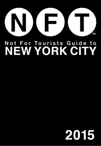 9781629146355: Not For Tourists Guide to New York City 2015