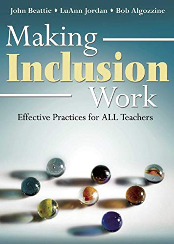 9781629146676: Making Inclusion Work: Effective Practices for All Teachers