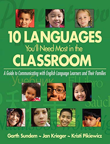9781629146867: 10 Languages You'll Need Most in the Classroom: A Guide to Communicating with English Language Learners and Their Families