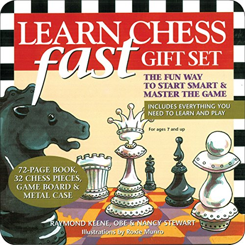9781629147024: Learn Chess Fast: The Fun Way to Start Smart & Master the Game