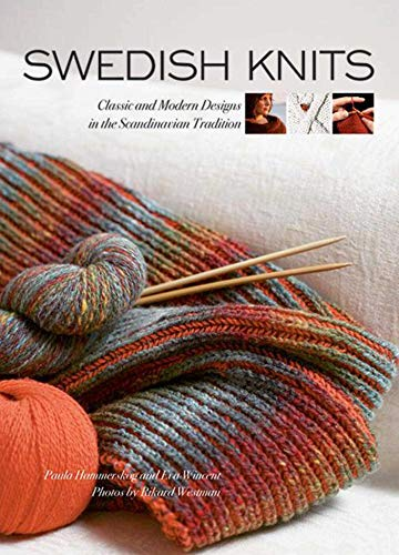 9781629147864: Swedish Knits: Classic and Modern Designs in the Scandinavian Tradition