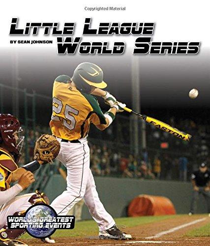Little League World Series (World's Greatest Sporting Events): Sean Johnson