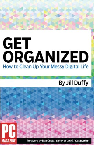 9781629215136: Get Organized: How to Clean Up Your Messy Digital Life