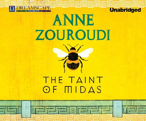 The Taint of Midas (Compact Disc): Anne Zouroudi