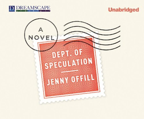 Dept. of Speculation: Offill, Jenny