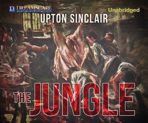 The Jungle (Compact Disc): Upton Sinclair