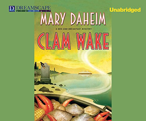 Clam Wake (Bed-and-Breakfast Mystery): Daheim, Mary