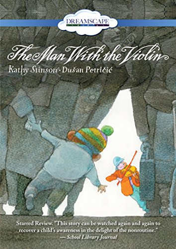 The Man with the Violin: Kathy Stinson