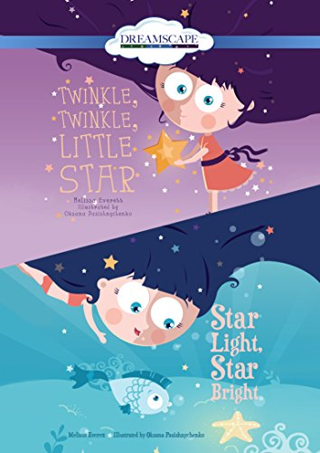9781629239712: Twinkle, Twinkle, Little Star & Star Light, Star Bright