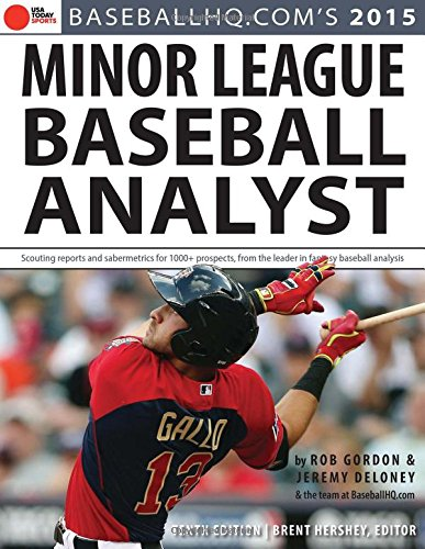 2015 Minor League Baseball Analyst: Rob Gordon, Jeremy