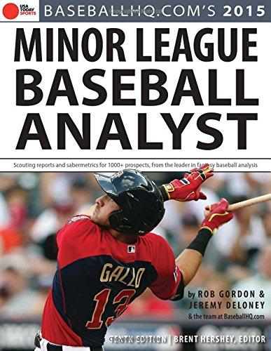 2015 Minor League Baseball Analyst: Rob Gordon
