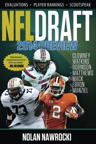 NFL Draft 2014 Preview: Nawrocki, Nolan