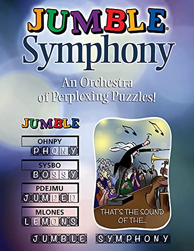 9781629371313: Jumble® Symphony: An Orchestra of Perplexing Puzzles!