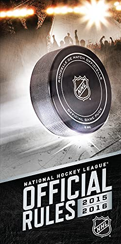 9781629371375: 2015–2016 Official Rules of the NHL