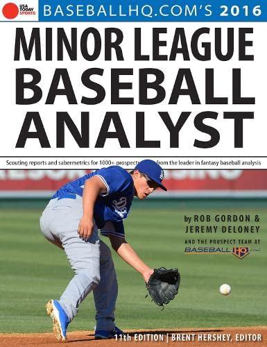 2016 Minor League Baseball Analyst: Brent Hershey; Jeremy