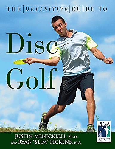 9781629372044: The Definitive Guide to Disc Golf