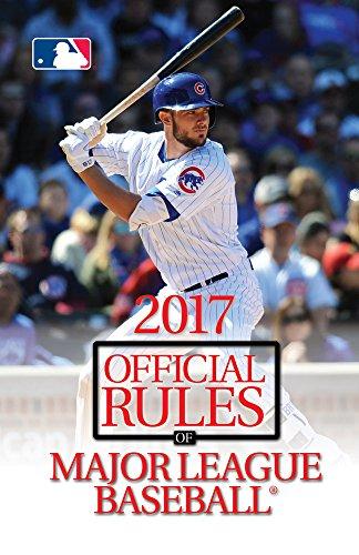 9781629373539: 2017 Official Rules of Major League Baseball