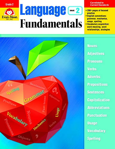 9781629382180: Language Fundamentals, Grade 2