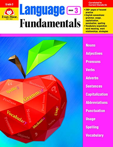 9781629382197: Language Fundamentals, Grade 3