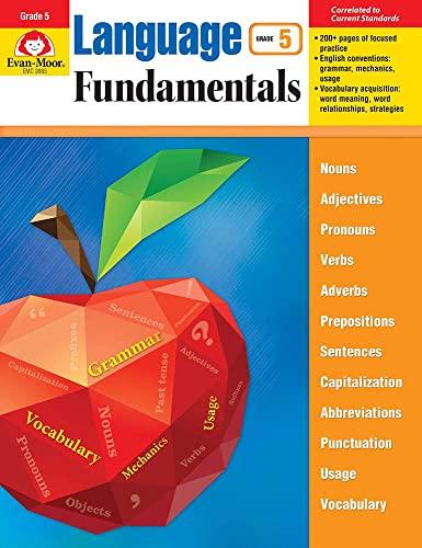 9781629382210: Language Fundamentals, Grade 5