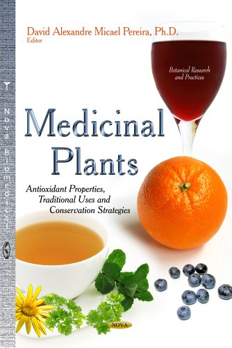 9781629482194: Medicinal Plants (Botanical Research and Practices)