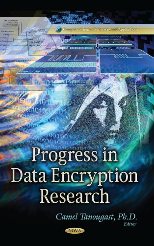 9781629482583: Progress in Data Encryption Research (Computer Science, Technology and Applications: Cryptography, Steganography and Data Security)