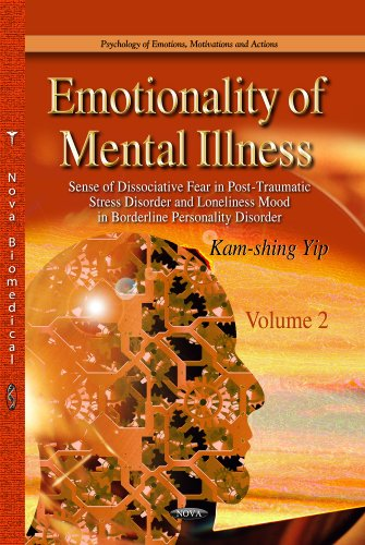 9781629482613: Emotionality of Mental Illness: Blunt Affect of Schizophrenia and Angry Feelings of Depression (2 Volume Set) (Psychology of Emotions, Motivations and Actions)
