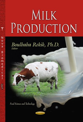 9781629482859: Milk Production (Food Science and Technology)