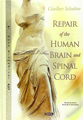 Repair of the Human Brain and Spinal Cord (Hardback): Giselher Schalow