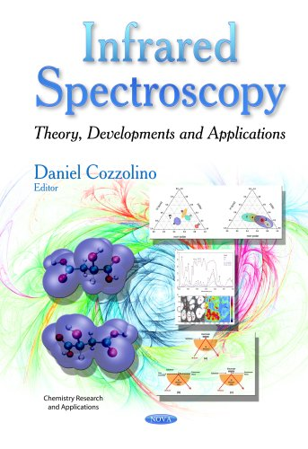 Infrared Spectroscopy: Theory, Developments Applications (Hardback)